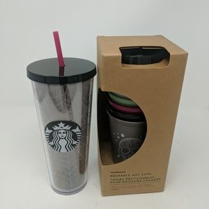 NEW Starbucks Halloween cups 2019 LOT of Hot Cups